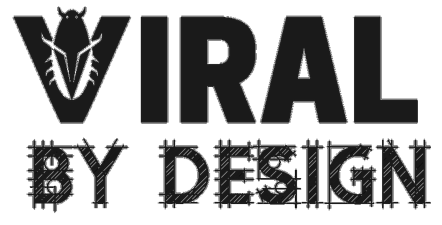 Viral by Design Logo